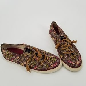 Sperry Top-sider Seacoast Liberty floral 8
